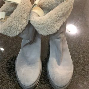 Hugo Boss winter boots